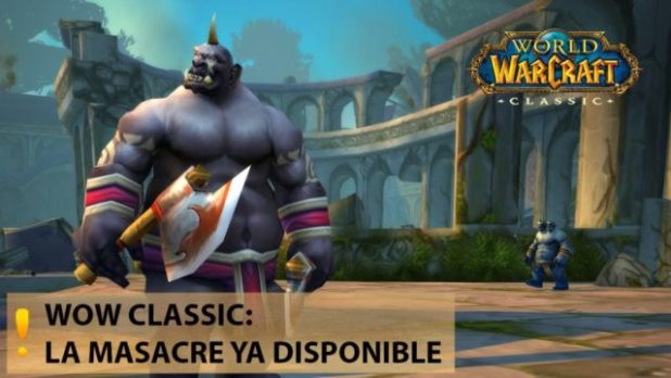 WoW Classic: ¡Explorad y conquistad las ruinas de La Masacre!