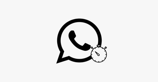 WhatsApp tendrá mensajería efímera. Mensajes que se autodestruyen