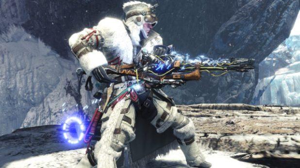 Nuevas colaboraciones Raccoon City ,Zero Dawn: The Frozen Wilds y nuevos contenidos para Monster Hunter World: Iceborne