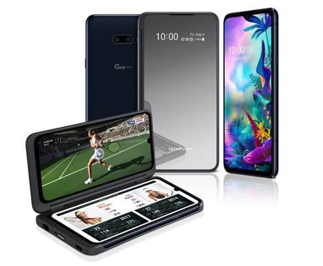 LG presenta en España LG G8XThinQ, el smartphone con dos pantallas perfecto para la generación multitarea