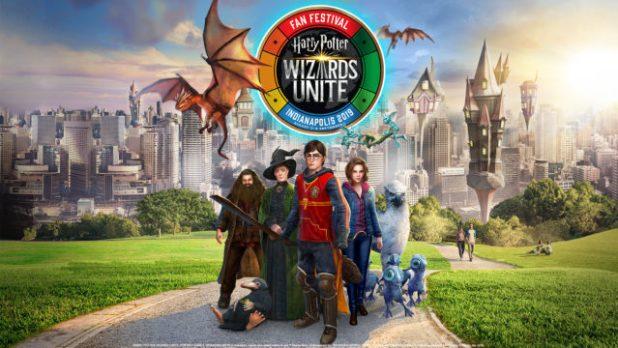 La unión hace la fuerza en Harry Potter: Wizards Unite