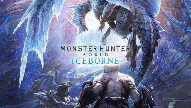 Disponible la segunda actualización gratuita de Monster Hunter World: Iceborne