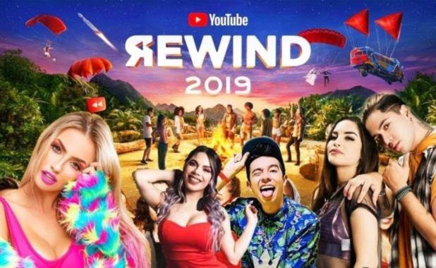 Lo más destacado en YouTube 2019. Rewind 2019 #YouTubeRewind