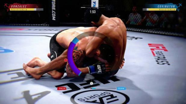 EA SPORTS UFC 4, ya disponible en PlayStation 4 y Xbox One