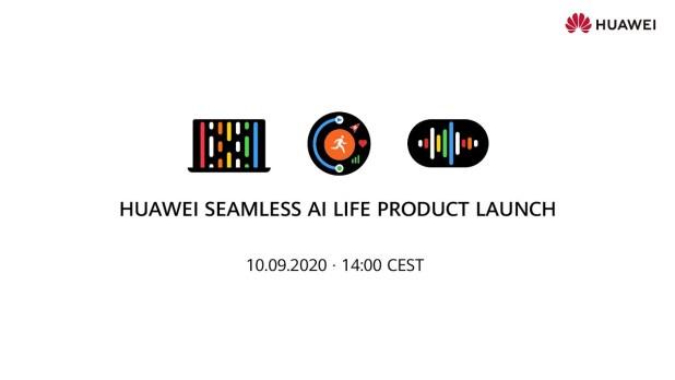 Keynote de Huawei: Huawei amplía su portfolio de productos Huawei Seamless AI Life con el lanzamiento de seis nuevos productos
