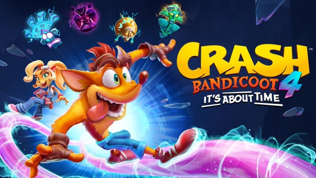 Crash Bandicoot 4: It's About Time ya disponible