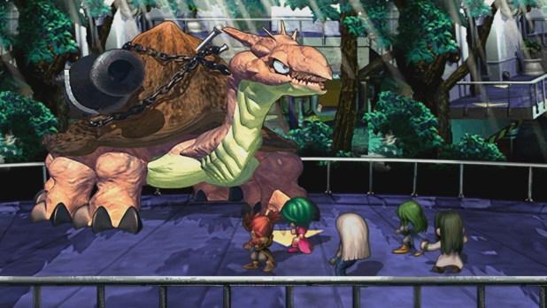 Square Enix anuncia SaGa Frontier Remastered para PS4, Switch, PC y dispositivos iOS y Android