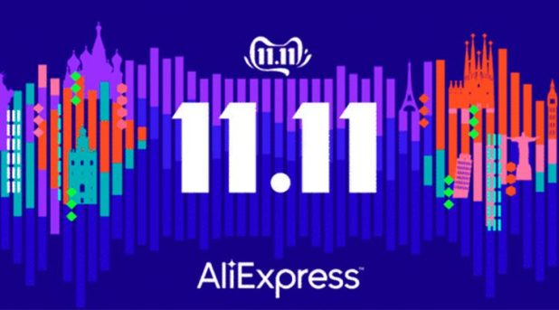 AliExpress celebrará el 11.11 Día Mundial del Shopping (11.11)