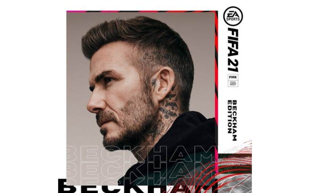 David Beckham regresa a EA SPORTS como embajador de la última edición del videojuego FIFA 21