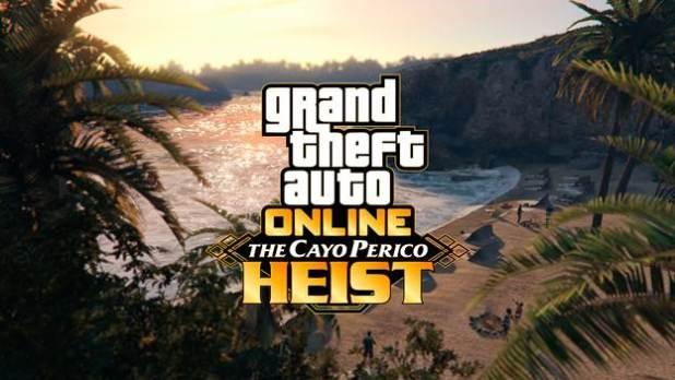 Golpe a Cayo Perico, disponible el 15 de diciembre en GTA Online