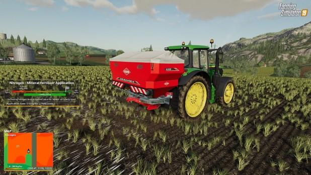 DLC descargable Agricultura de Precisión para Farming Simulator 19