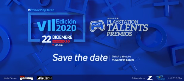 PlayStation te invita a la VII Edición de los Premios PlayStation 2020