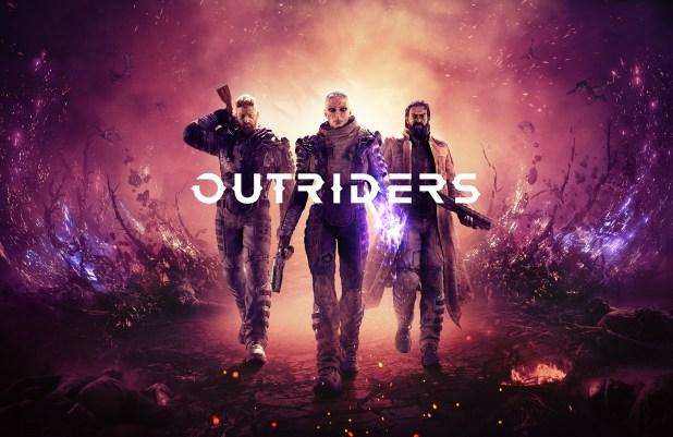 Transmisión en vivo de Outriders - Trailer