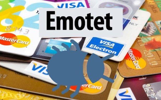 Emotet afecta a casi el 16% de las empresas españolas y se mantiene como el malware más buscado