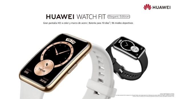 Huawei lanza HUAWEI WATCH FIT Elegant Edition, el nuevo integrante de la serie HUAWEI WATCH FIT, con un acabado más premium