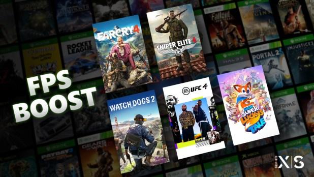 Cinco juegos de Bethesda reciben hoy un aumento de FPS (FPS Boost) en Xbox Series X|S