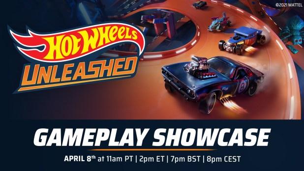 Demostración virtual de juego deHot Wheels Unleashed