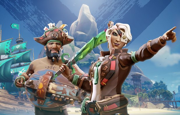 Ya disponible la Temporada 2 de Sea of Thieves