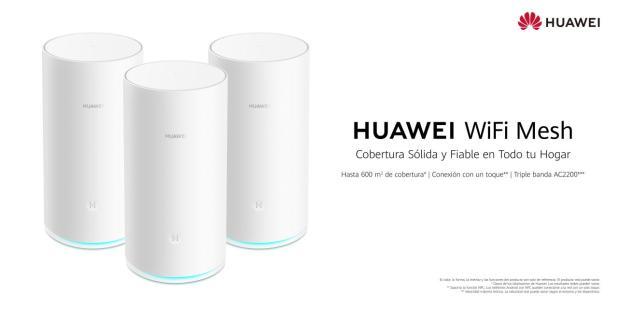 ¿Por qué HUAWEI WiFi Mesh es la solución que necesitas para resolver tus problemas de internet en casa?
