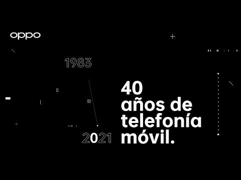 40 años de móviles: desde los de 1kg a smartphones con pantallas enrollables
