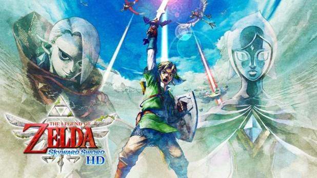 The Legend of Zelda: Skyward Sword HDen un nuevo tráiler
