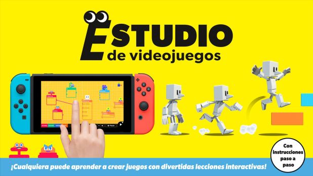 Estudio de videojuegos para Nintendo Switch llegará en formato físico en Europa el 10 de septiembre