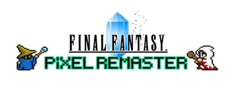 Final Fantasy Pixel Remaster - ya disponible