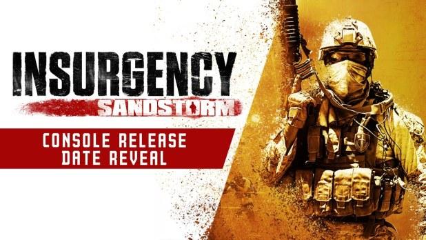 Insurgency: Sandstorm se lanzará en PS4 y Xbox One el 29 de septiembre