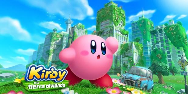 Nuevos juegos para Nintendo Switch: Kirby y la tierra olvidada, Star Wars: Knights of the Old Republic y Chocobo GP