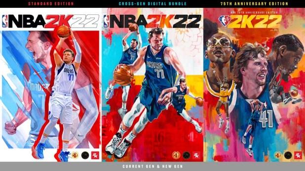 NBA 2K22 ya está disponible en España