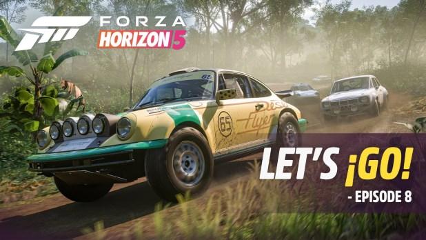 Así corre el Forza Horizon 5 en modo multijugador Eliminator