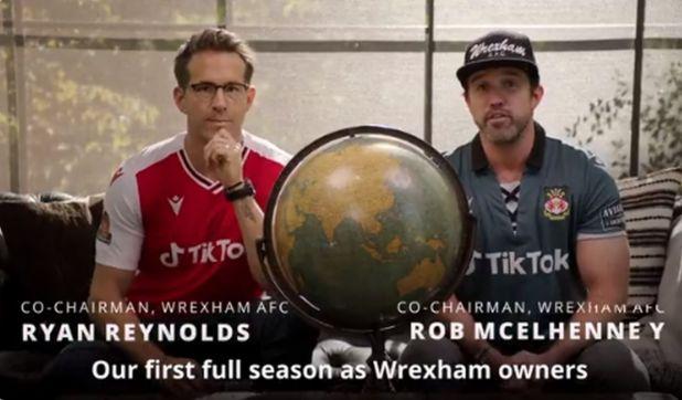 FIFA 22 incluirá al Wrexham AFC, el equipo de fútbol del actor Ryan Reynolds, en el modo Kick Off