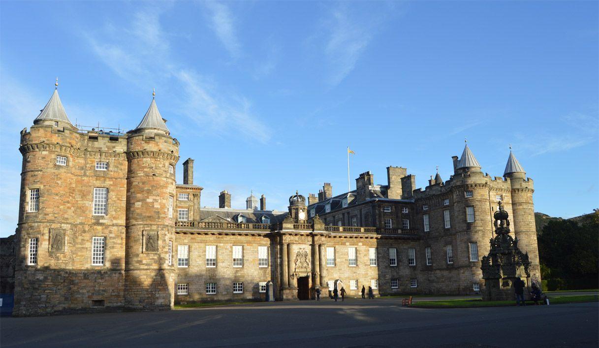 Palacio Holyroodhouse