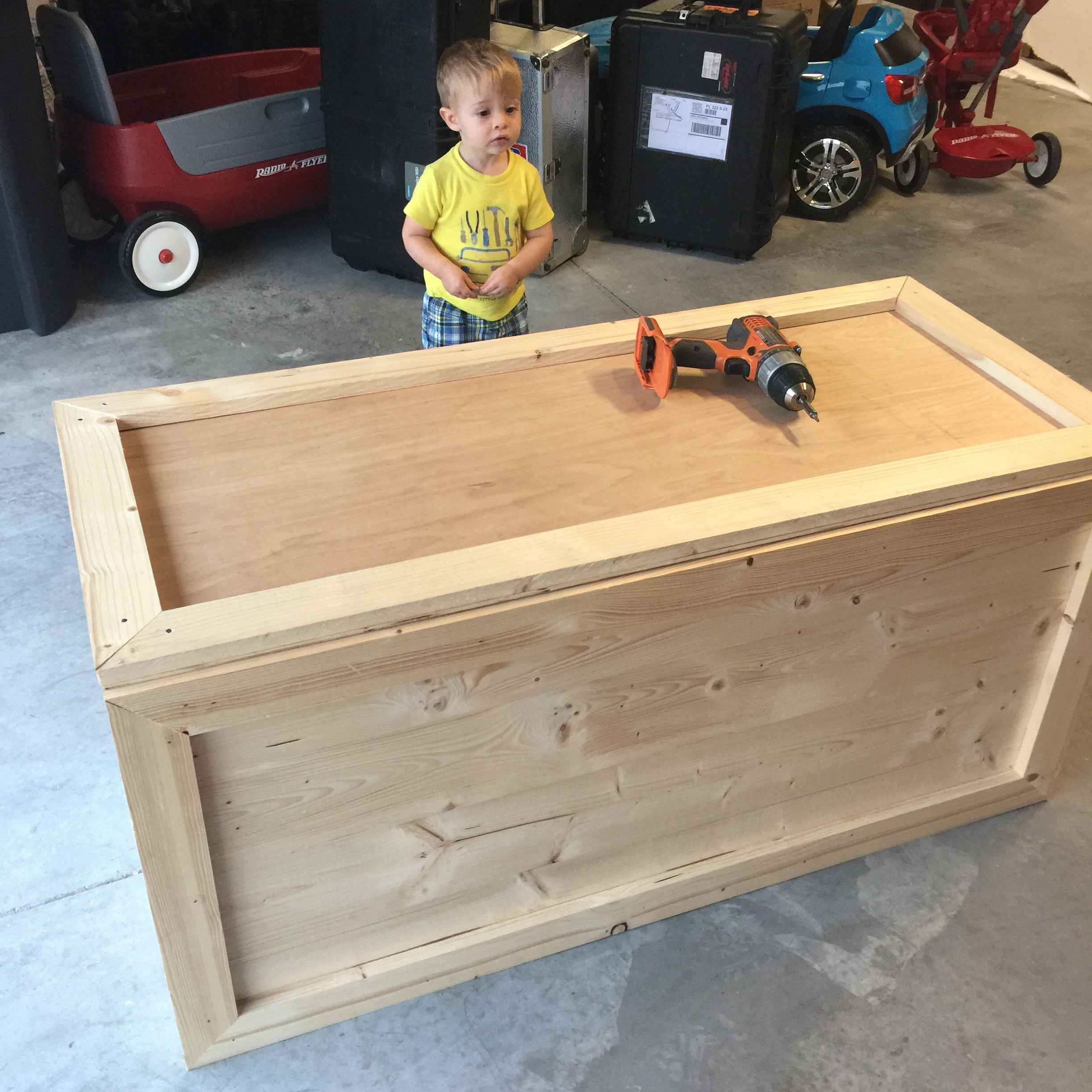 Easy To Build Toy Chest Retailadvisor