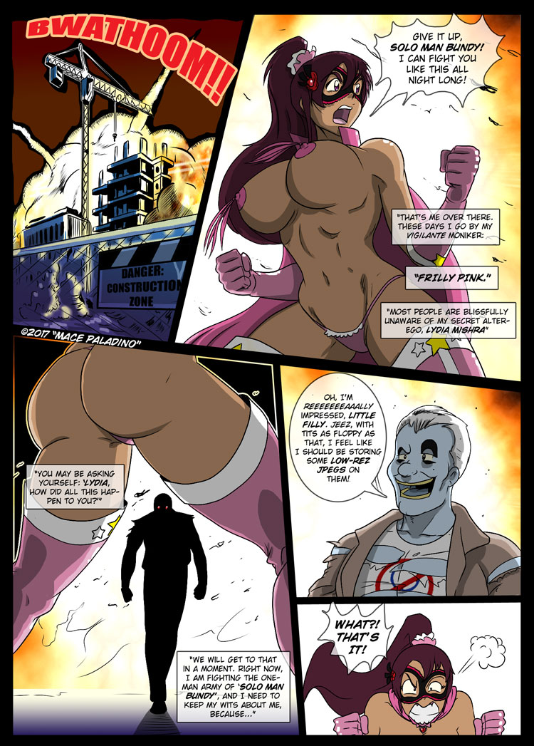 Episode 0, Pg. 1