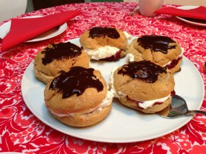 Gluten- og laktosefri fastelavnsboller