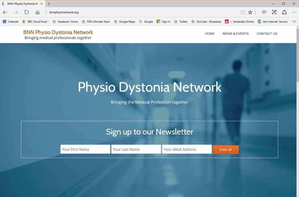 BNN Physio Dystonia Network