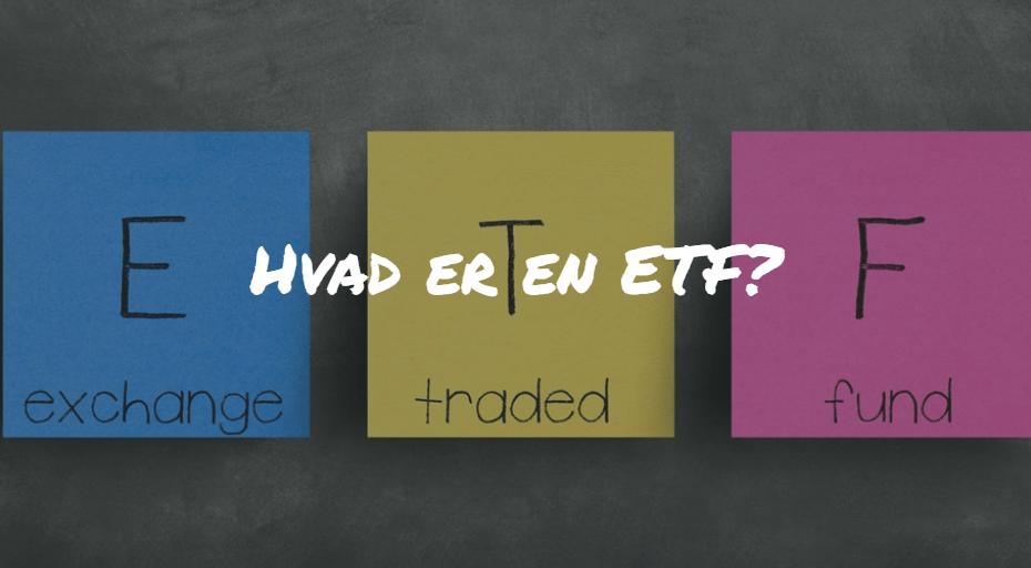 Hvad er en ETF Frinans