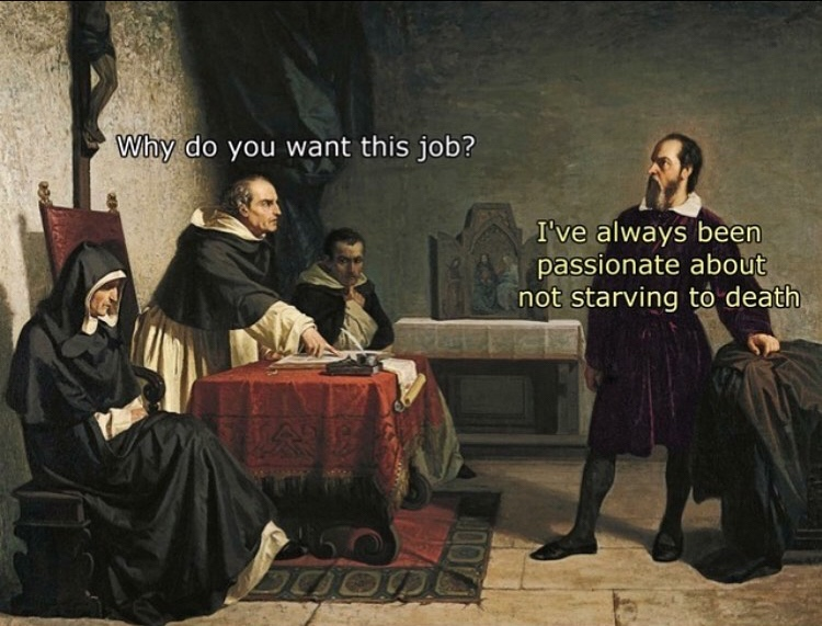 Hvorfor arbejder vi?