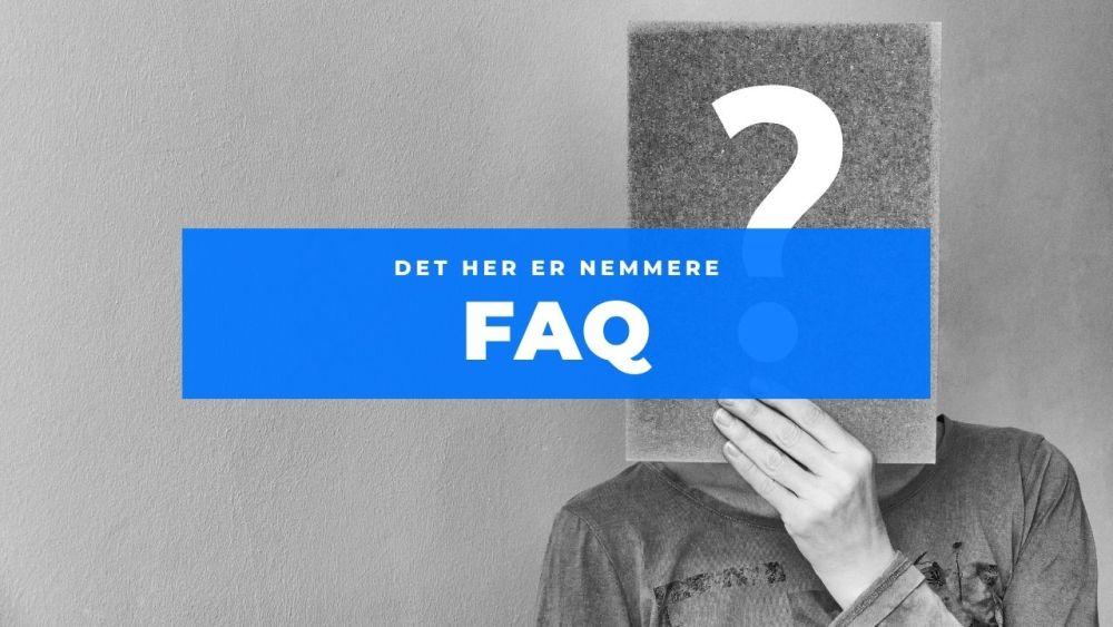 FAQ Frinans