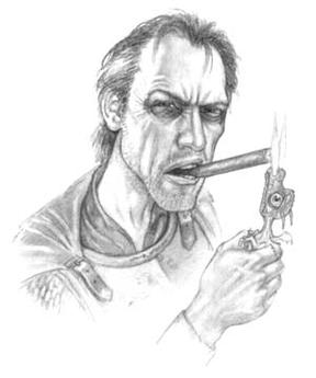 Captain Samuel Vimes