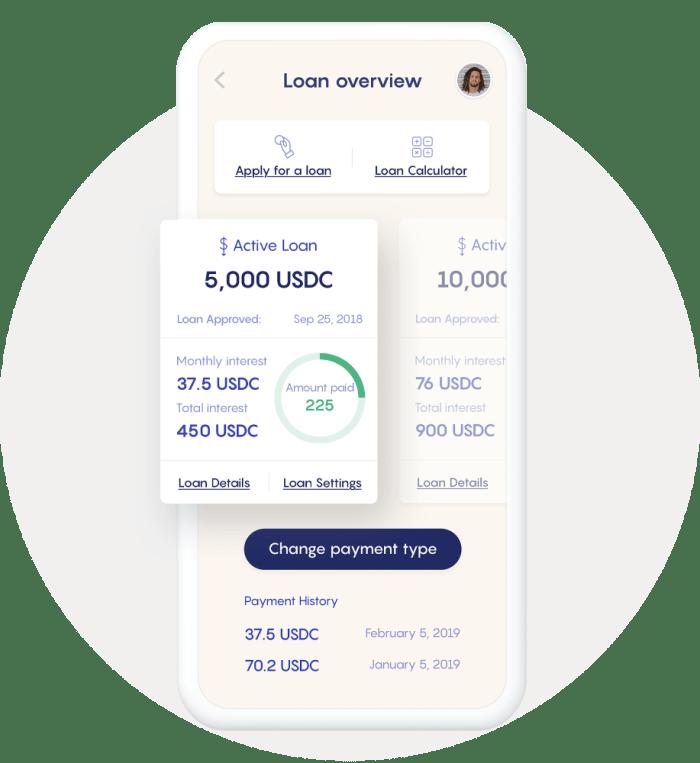 Celsius Network lån