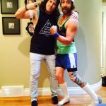 Cole and Brad