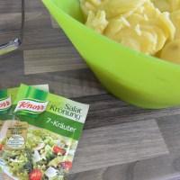 Schneller Kartoffelsalat ohne Mayo dafür mit Knorr SalatKrönung ;-)