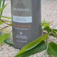 Ich liebe mein Haar! NEWSHA Luxe Treatment Oil #hair #newsha