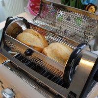 multi-use Online Shop Der SUNNY CAGE ein rotierender Toasteraufsatz im #Test #SunnyCage #DHDL