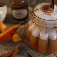 Das beste PUMPKIN SPICE LATTE Rezept der Welt! #Kürbiszeit #Herbst