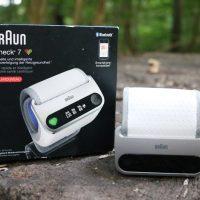 Mein Herz schlägt grün! Das BRAUN iCheck® 7 Blutdruckmessgerät fürs Handgelenk im Test #healthandcare #Braun #Herzgesundheit