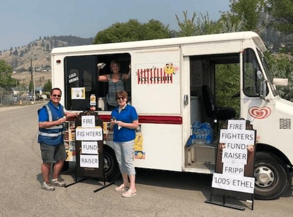 Fire Fighter Fundraiser 2018 Fripp Warehousing