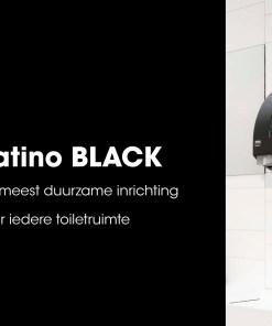 Satino-Black-toiletinrichting